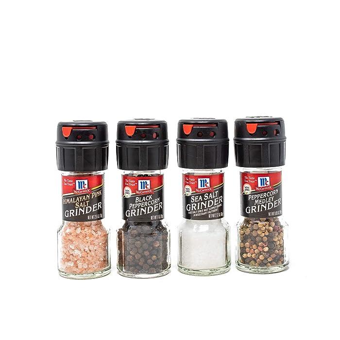 McCormick Grinder Essentials Variety Pack, 0.05 lb