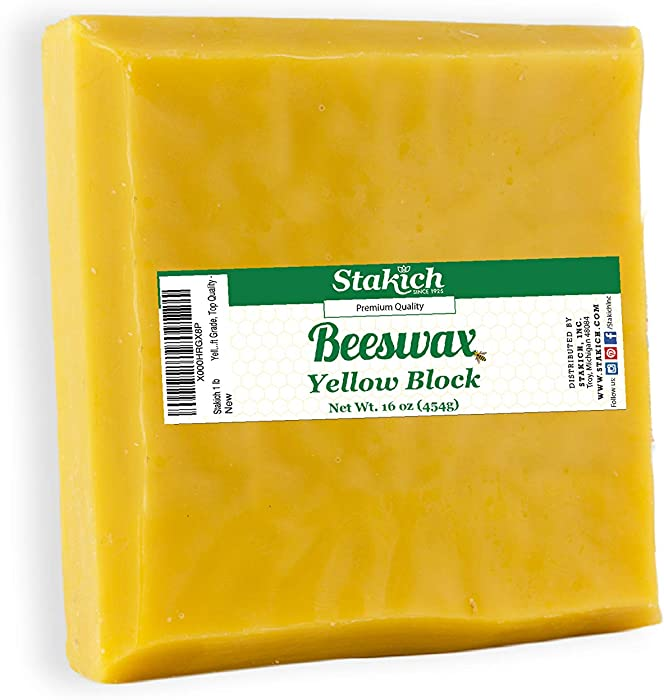 Top 10 Food Grade Beeswax Bars