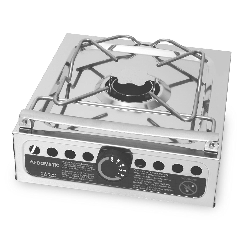 DOMETIC ORIGO 1500 - Cocina portátil de alcohol de un fuego Waeco 9103303880