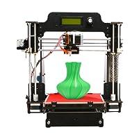 Geeetech Imprimante 3D, Prusa I3 Pro W Structure Bois imprimante 3D DIY avec Module WiFi, Wi-FI Connect, EasyPrint 3D App,200x200x180mm (7.9 '' * 7.9 '' * 7.1 '')