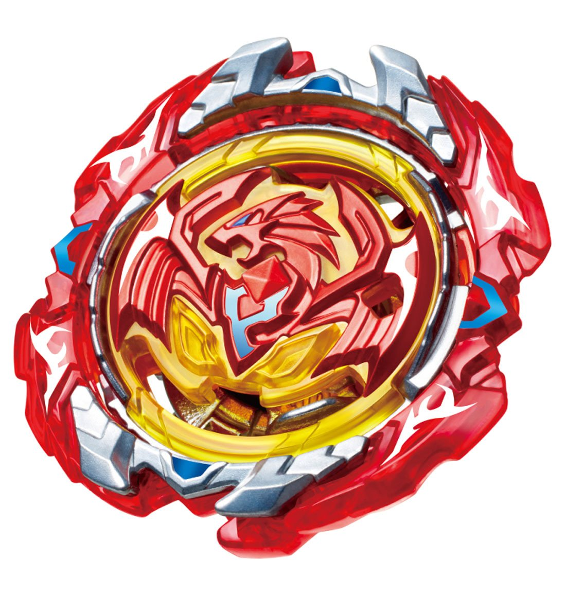 Takaratomy Beyblade Burst B-117 Revive Phoenix.10Fr Defense Starter w/ Launcher