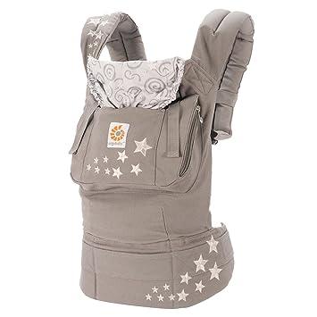 5a04a14ce31 Amazon.com   Ergobaby Original Baby Carrier (Galaxy Grey
