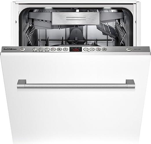 Gaggenau lavavajilla Slim Totalmente integrado DF 250 141 de ...