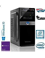 Memory PC Intel PC Core i5-8500 6X 4.1 GHz Turbo, Intel UHD Graphics 630, 16 GB DDR4, 240 GB SSD + 2000 GB Sata3/-600, Windows 10 Pro 64bit