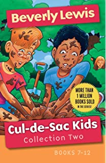 cul de sac collections 8 book series
