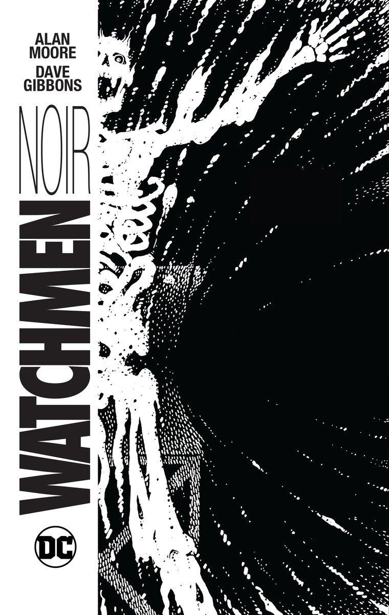 Watchmen Noir Alan Moore product image