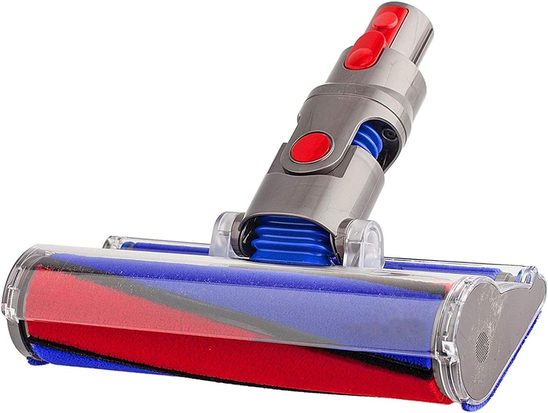 SPARES2GO Herramienta de cepillo de barredora de piso de rodillo ...