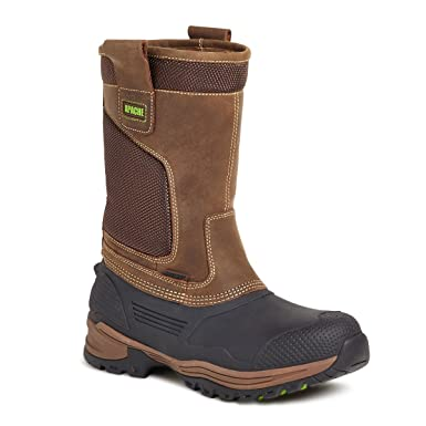 a5eccf82a2f APACHE TRACTION SAFETY BOOT SIZE 12: Amazon.co.uk: Shoes & Bags
