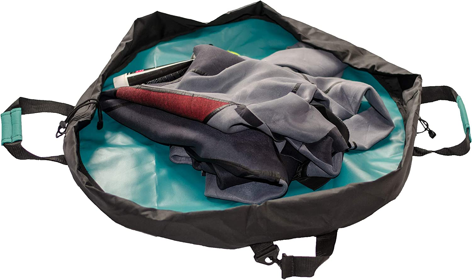 130cm Polyester 90cm SKYHY224 Wetsuit Changing Mat,Waterproof Dry-Bag Wet Bag for Surfers Surf Accessories Surf Poncho Changing Robe with Especially Designed Handles /& Pocket 50cm