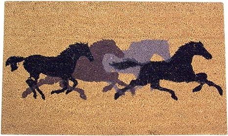 Horse Door Mat