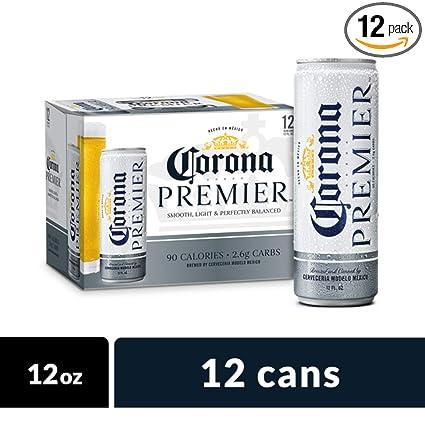 corona light carbs 12 oz