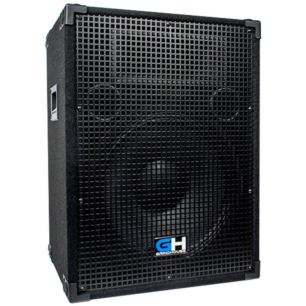 "Grindhouse GH15L 15"" PA/DJ Speakers"