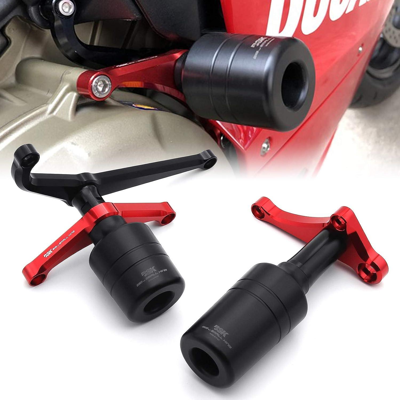 1 Set Engine Frame Slider Crash Pad Protector For DUCATI 959 Motorcycle New