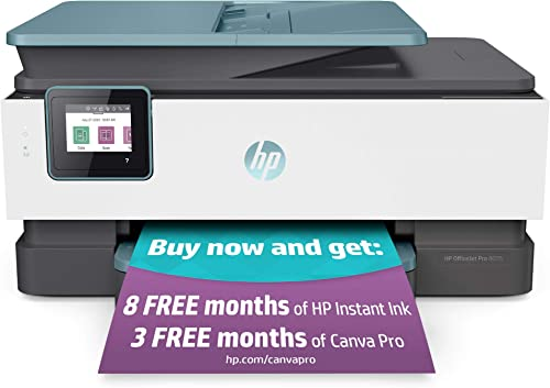 HP OfficeJet Pro 8035-Oasis (3UC66A) Wireless All-in-One Printer