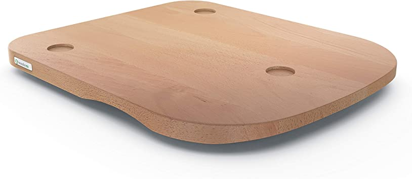 Gleitbrett für Thermomix® TM5 Holz Buche