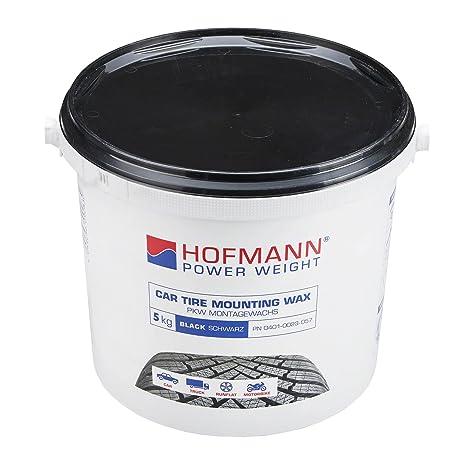 Pasta de montaje neumáticos 5kg | Cera de montaje nero turismo | Pasta de montaje y