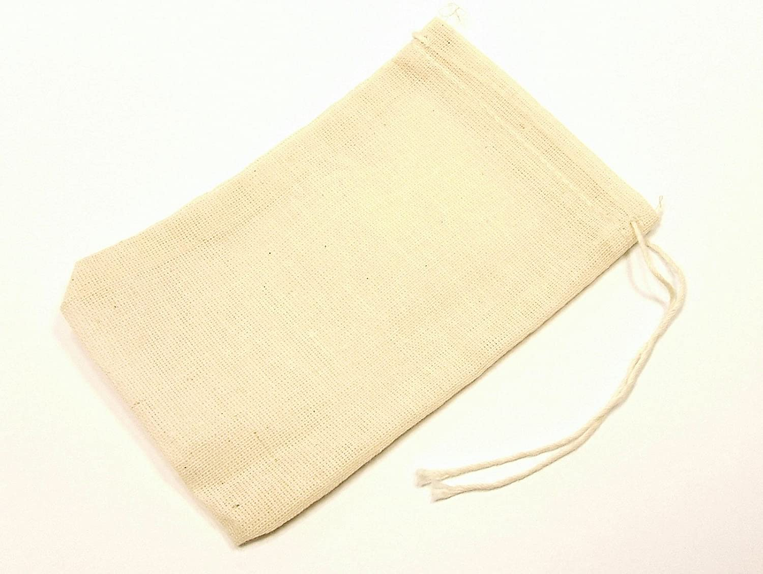 herbs 3 Pack of Culinary Muslin Bags 6x8 inches approx. tea teabag