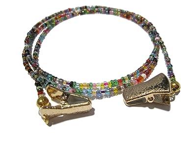 Amazon.com: Cadena de gafas para mujer de 32 colores con ...
