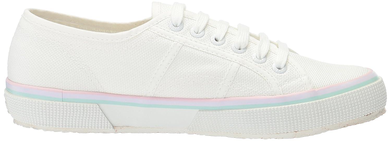 Superga Women's 2750 COTW3STRIPE Sneaker B073ZPKBR8 36 Multi M EU (6 US)|White Multi 36 4ae00c