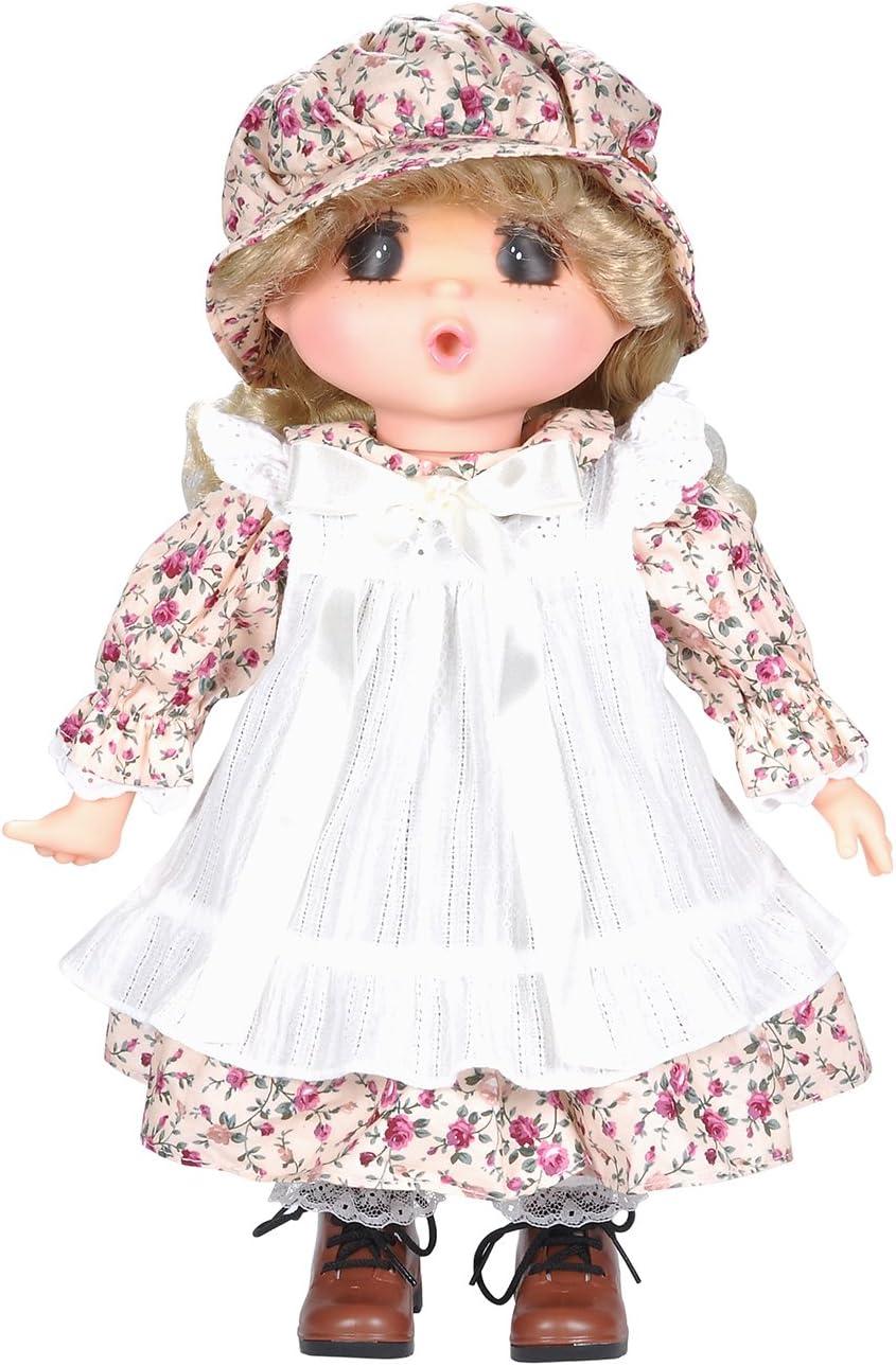 2X Doll Rose Cowboy Hat Pour S Poupées Enfants Filles Jouet FE