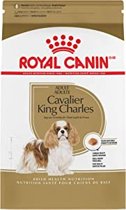 Royal Canin Cavalier King Charles Spaniel Adult Breed Specific Dry Dog Food, 3 lb. bag