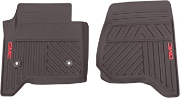 Amazon Com Gm Accessories 23452763 Front All Weather Floor Mats