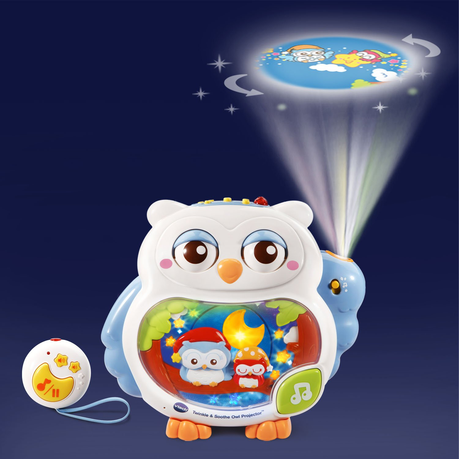 VTech Twinkle & Soothe Owl Projector by VTech (Image #2)