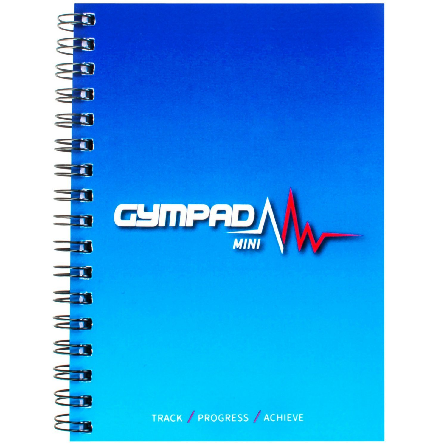 GymPad Mini Workout Journal (4 Colours) - The Small Stylish Way To Track Your Workouts Size A6 9781944788926