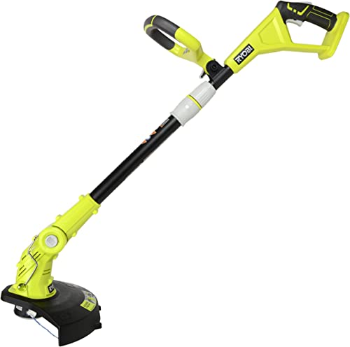 Ryobi P2006 18V String Trimmer Tool only Battery and Charger NOT included Renewed