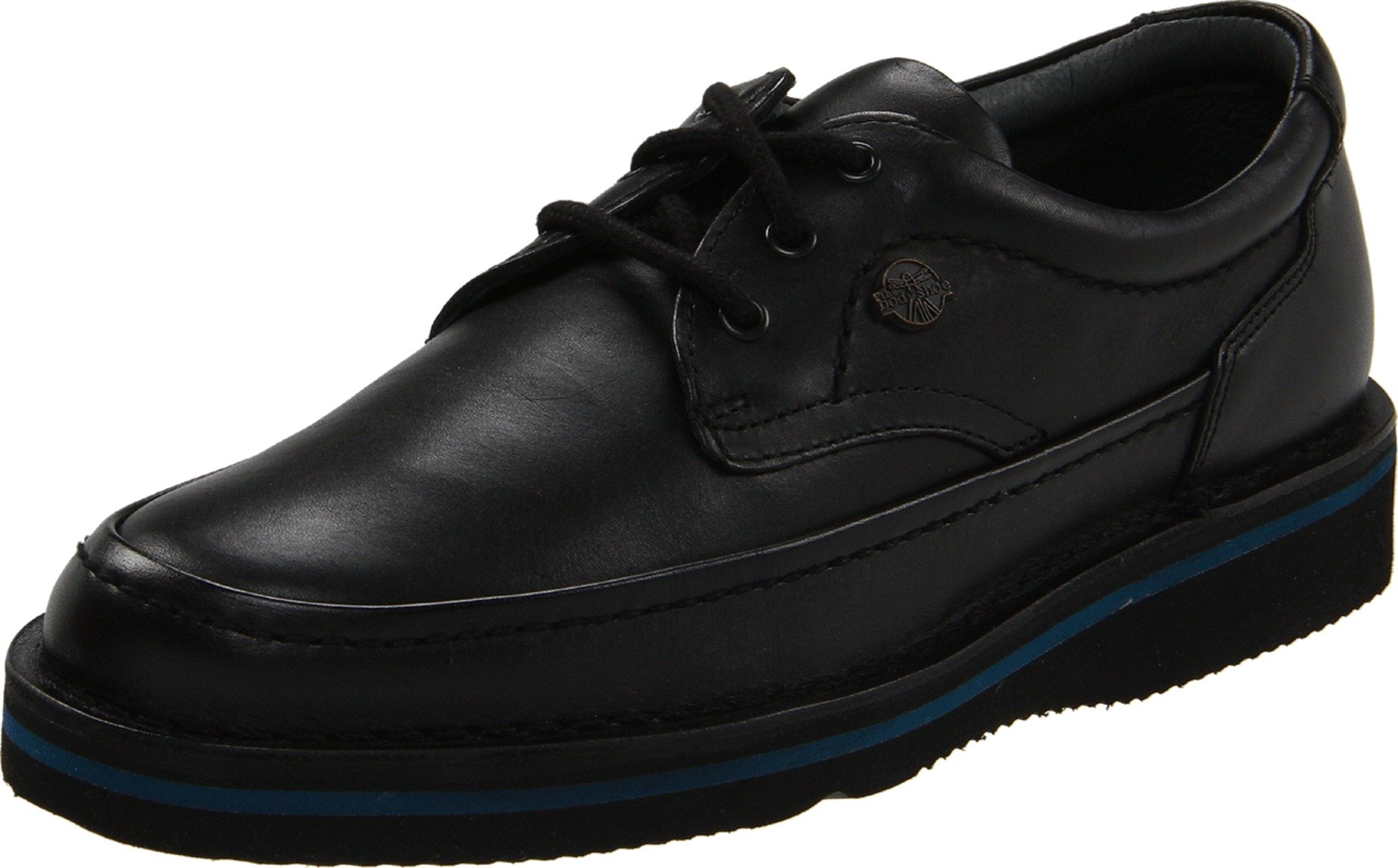 Hush Puppies Men's Mall Walker Oxford,Black Leather,10.5 M US by Hush Puppies