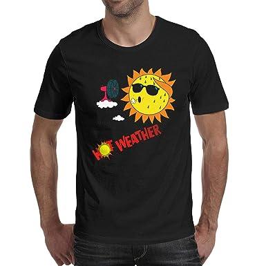 b245dad31b8a Amazon.com  QQPPIG hot Weather Men Short Sleeve Stylish Tee t Shirts ...