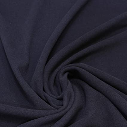best service d09ae 2fd27 kawenSTOFFE Lodenstoff Blu Notte Lana Mix Cashmere Janker ...