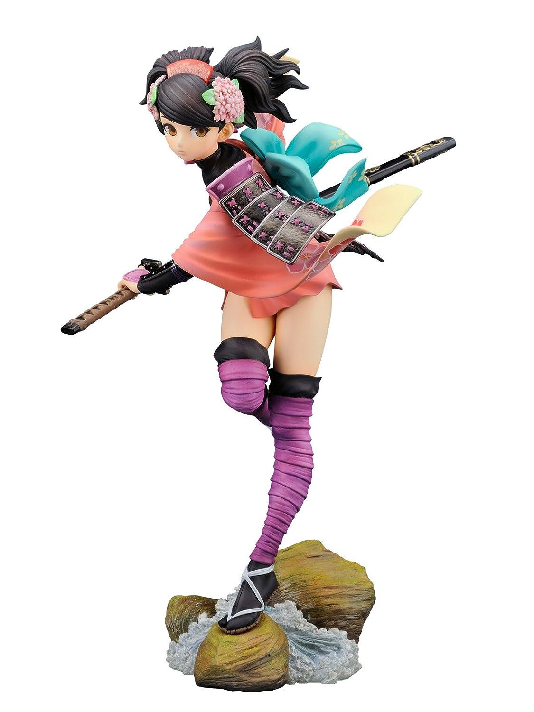 Alter Oboro Muramasa: Momohime 1:8 Scale Pvc Figure Statue