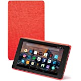"Amazon Fire HD 8 Case (8"" Tablet, 7th Generation – 2017 release), Red"