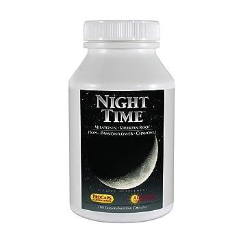 Amazon.com: Tiempo de noche, 1: Health & Personal Care