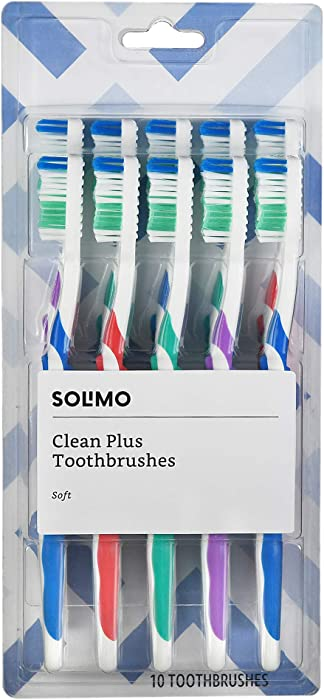 Top 9 Amazonbasics Toothbrush