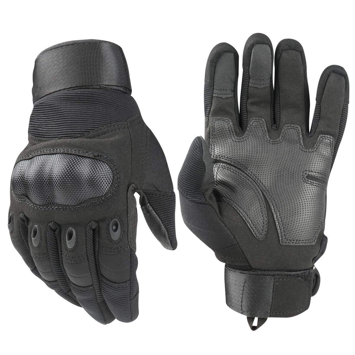 Military Tactical Airsoft Army Shooting Gear Hunting Full Finger Gloves UK