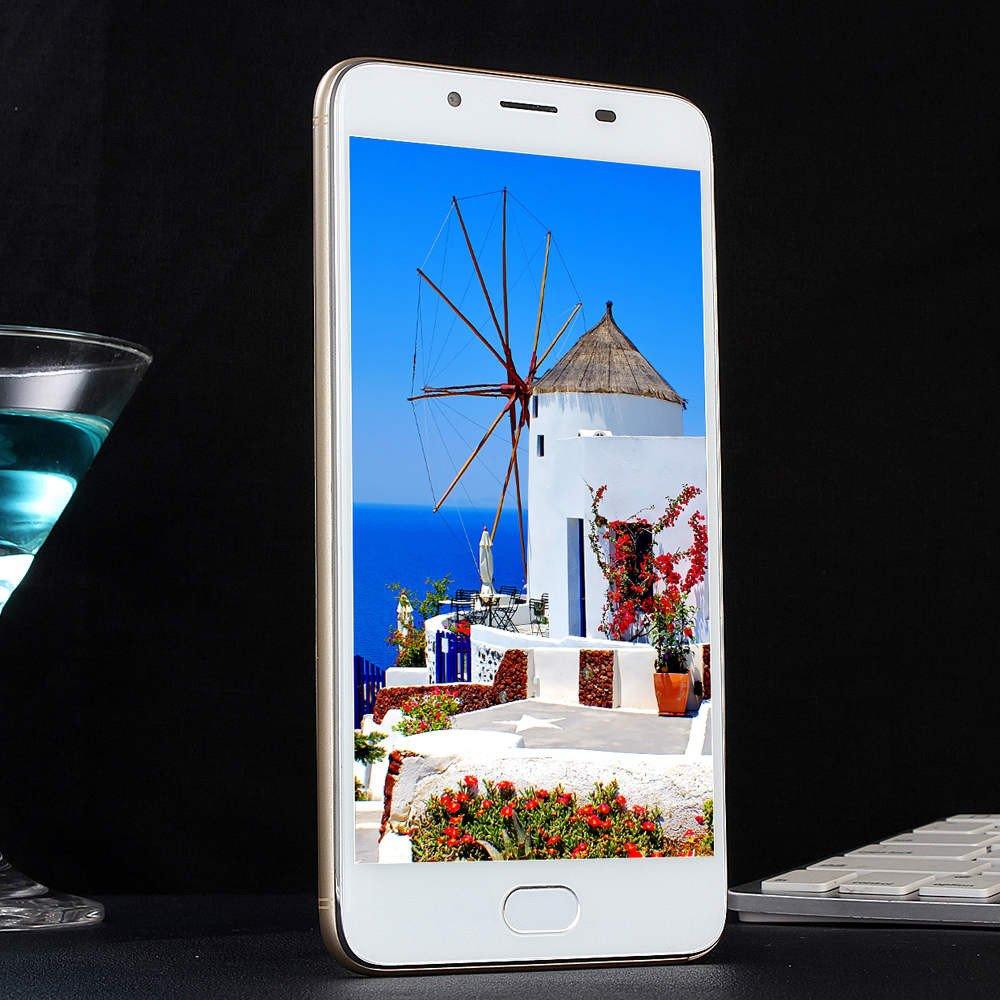 Matoen R11 Plus Android 5.1--5.5 inch Smartphone 512MB+4G - Standard - US Standard Plug WiFi Bluetooth Dual Smartphone (Gold) by Matoen (Image #2)