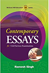 Contemporary Essays Kindle Edition