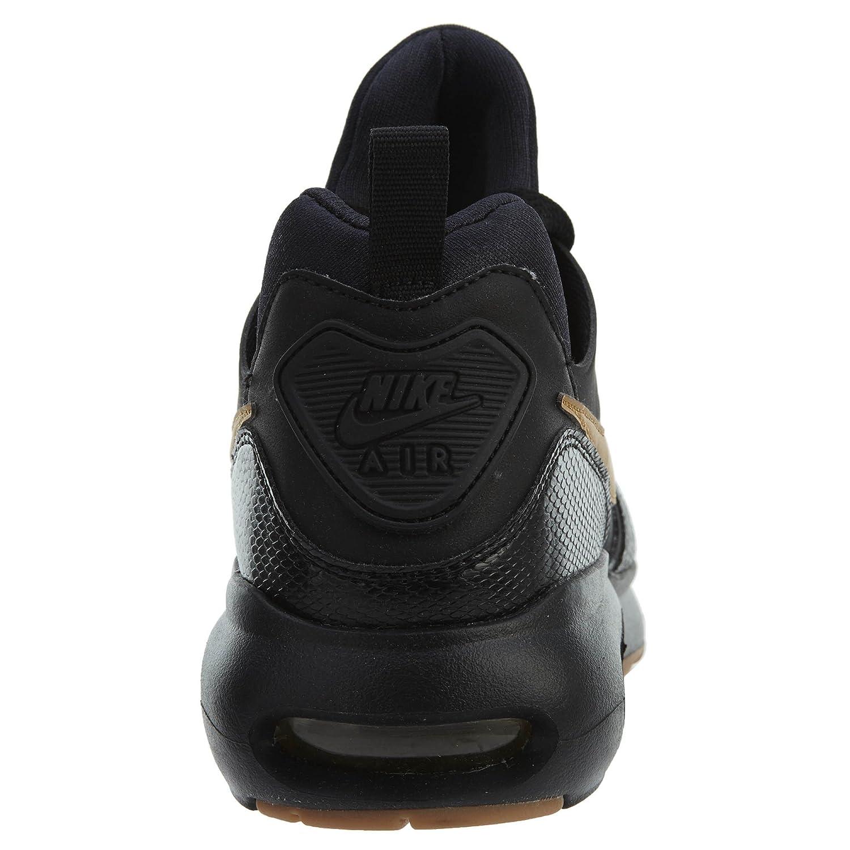 NIKE Men's Air Max Prime Running Shoe Gold B0792MC3TX 9.5 D(M) US|Black/Metallic Gold Shoe 9bd8ac