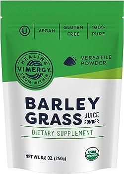 Vimergy USDA Organic Barley grass Juice Powder