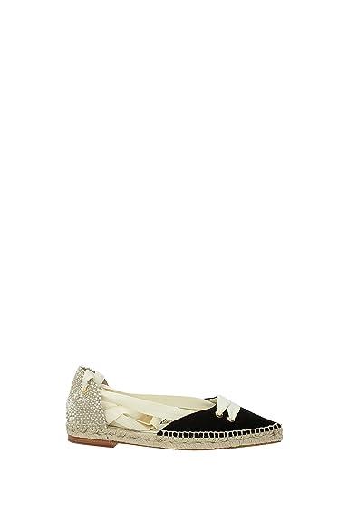 a7991a2f6828f3 Castañer Sandales Femme - Tissu (020473) EU: Amazon.fr: Chaussures ...