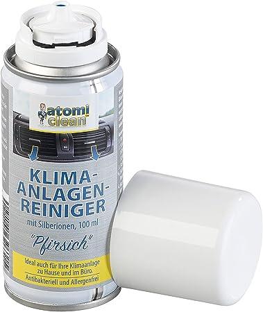 atomiclean limpiador de spray: Aire Acondicionado Limpiador de
