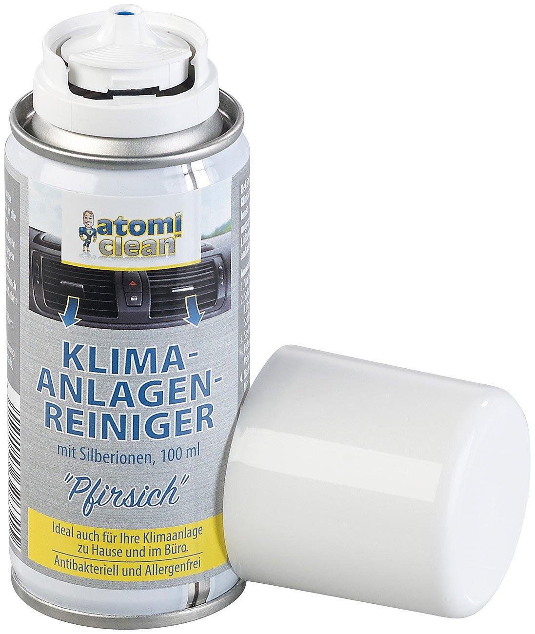 AtomiClean Klimaanlagenreiniger: Klimaanlagen-Reiniger\
