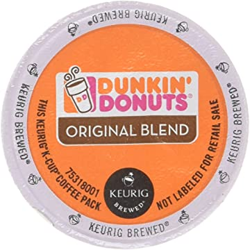 powerful Dunkin' Donuts Original Blend