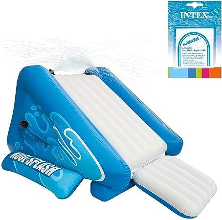 Amazon.com: Intex Kool Splash - Parche de reparación de ...