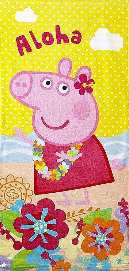 Peppa Pig Toalla De Playa Aloha