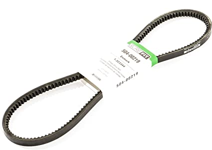 "SureFit Wheel Drive Belt 1-323344 32/"" Exmark Metro M32 M15KA322P 49.5/"" 2PK"