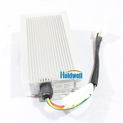 amazon com holdwell dc converter 60v to 12v 0a 30a step down rh amazon com