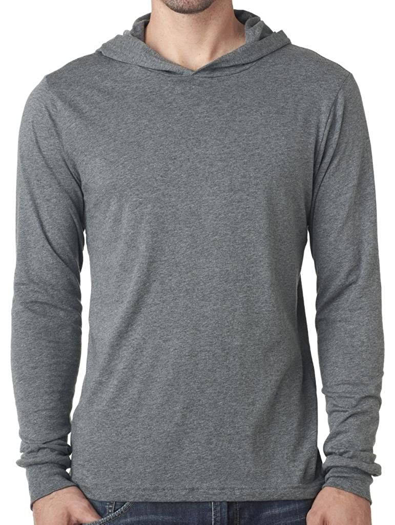 Amazon.com: Yoga Clothing For You Mens Lightweight Hoodie Tee ...